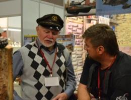 Виктор Михайлович, главный редактор журнала Охота и рыбалка, часто бывает в Пензе на Охотах