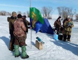Закрытие соревнования и спуск флага