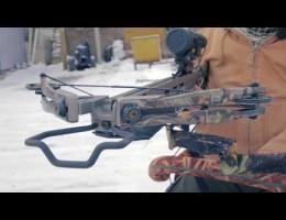 Embedded thumbnail for Подвижный упор для оружия на лабаз-самолаз SCORPIO