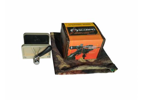 Платформа-зажим для винтовки оружия HOG sadlle, PIG sadlle
